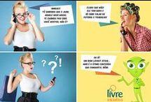 Livre Iniciativa Comunicação de Marketing