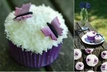Butterfly inspired recipes & treats!