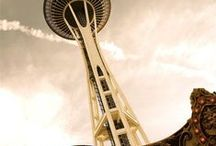 Seattle Food & Fun / Things to see, eat and do in Seattle, Washington.