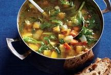 Eat It! - Soup / Soups I love or want to try.  I'll let you know which is which. / by Melissa Perry