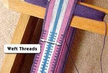 Inkle It! - Inkle weaving / Inkle weaving, fiber arts, yarn. / by Melissa Perry