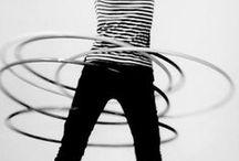 bw / stripes / zest
