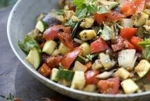 Soup, Salad, & Sauce Recipes