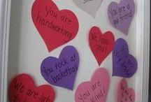New Year's, Valentine's & St. Patty's Ideas