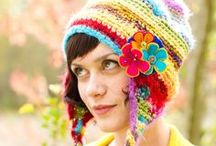 Crochet and Knit Hats and Gloves / Crochet hats and a few knitted and fusion as well. / by Rachel Flory