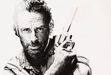 WALKING DEAD<3 / Anything and everything that has TWD involved is pinned here! / by Alliee Catt