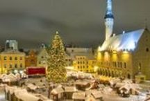 Christmas Markets / Holiday markets in Europe