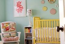 Baby - Nursery & Crafts / Design ideas for baby nursery and other baby crafts / by Melissa Perry