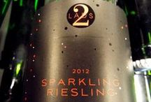 "Sparkling Riesling / Think ""Ries;cato"", Moscato-like but with Riesling. Smack dub between a medium-dry and a medium-sweet. All that great tropical fruit, with the added bonus of bubbles!"