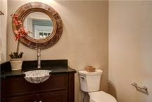 Our Bathrooms / A collection of bathrooms built or remodeled by Farinelli Construction / by Farinelli Construction & Design Studio