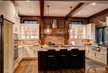 Our Kitchens / Kitchen Designs by Farinelli Construction / by Farinelli Construction & Design Studio