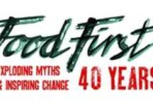 Food First celebrates 40 years / History and accomplishments of Food First/Institute for Food and Development Policy