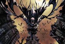 Batman / by Patrick Owens