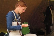 A Viking Life / How to live the life of a Viking. Historical Reenactment. SCA children's garb. / by Melissa Perry
