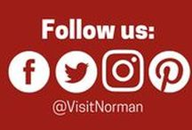 Instagrammies / Wonder what's going on on the VisitNorman Instagram? Check out this board or follow us on Instagram @VisitNorman!