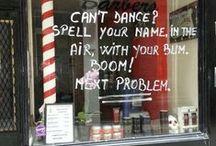 Bahahaha! / by Stevie Visnosky