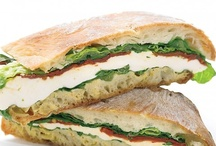 Sandwiches  / by Jaime Casale