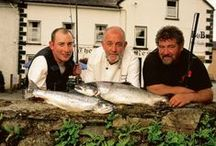 Angling in Ireland / Ireland is the perfect destination for angling enthusiasts due to the immense variety of coarse and see fishing available: http://www.bandbireland.com/Pages/angling_fishing_bed_and_breakfasts.html