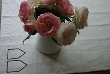 fleurs / by Odette et Fernande