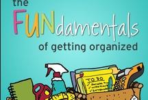 Organize Things / by Ruth Callen Kovacs
