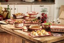 Entertaining Style / It's not only about the food, but also the presentation.  I love to entertain, so here are some great ideas and items that will help you make your next gathering a colorful and flavorful success! / by David Venable QVC