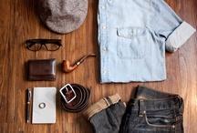 Men's Style / by Carli Tegtmeier