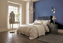 Sleep Tight / A selection of #bedroom #interiors decorated using Crown Paints