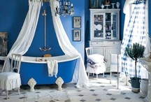 Bubbly Bathrooms / A selection of bathroom interiors. Soak up the inspiration!