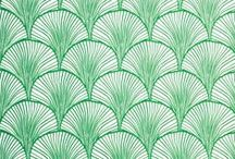 Print and Pattern / You can find a pattern in anything you look at...