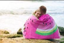Beach Engagement / #beach #romantic #engagement shoot inspirations