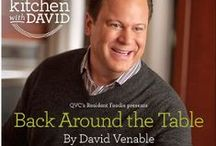 Cookbook Corner / by David Venable QVC