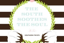 Being Southern  / by Amanda