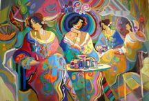 Paintings / by Carol Eldridge