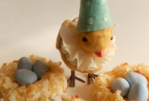Simply Easter / All things Easter, food, design, decor! Spring is coming!