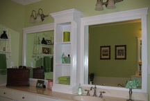 Home, Bathroom / Cleaning and Organizing the Bathroom / by Ruth Callen Kovacs