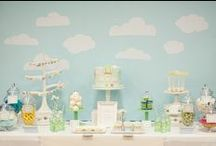 sweet tables & Party ideas