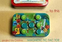 Crafts, Altoid Tins / by Ruth Callen Kovacs