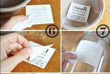 Crafts, Labeling  / by Ruth Callen Kovacs