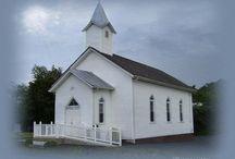 Churches, Cathedrals & Mosques / by Carol Eldridge