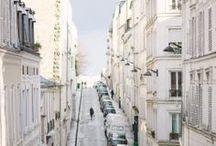 | PARISIAN CHIC | / by Kimberly Strickland
