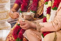Hindu Wedding / Hindu weddings are a feast for the eyes with vibrant colours and beautiful rituals