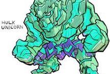 SD Gundam / Mecha