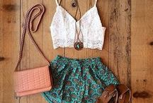 Women's Fashion / An eclectic mix of women's clothing and accessories