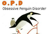 My Personal Penguin / All things penguin.  I have loved them all my life