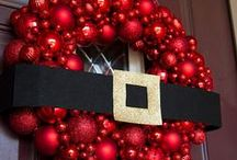 christmas - decor / Christmas decor - easy and inspiring ideas - wish it could be Christmas everyday!!