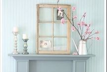 home - cottage decor / by JanMary