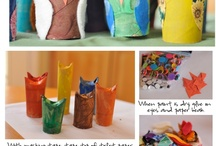 Crafts / by Emiline Sheffield