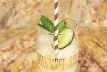 Cocktail Recipes / DIY Cocktail Recipes