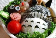 Bento Box Ideas / Fun ways to pack your lunch--Japanese style