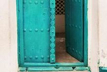 Doors / by Jayma Cohn